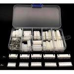 HS2139 250pcs XH2.54mm 6p 7p 8p 9p 10pin Pitch Terminal Kit