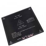 HS2222 3D Printer double voltage 12v/24v  250*250*3mm Heatbed MK3 aluminum substrate plate
