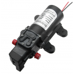 HS2231 0142YA-24-80 130PSI DC24V 80W Mini Micro Diaphragm High Pressure Water Pump Automatic Switch