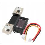 HR0353B 100V 100A Voltmeter Ammeter Blue + Red LED Amp with shunt