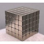 HS2278 100pc Powerful Square Magnets  5x5x5mm