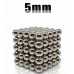 HS2282 1000pcs Powerful Round ball  Magnets 5mm