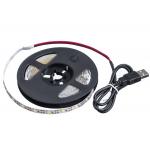 HS2327 3M 5V USB LED Strip 2835 60Led/M