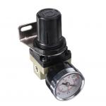 HS2347 SMC AR2000-02 Air Pressure Regulator Pneumatic Pressure Regulator Valve 1/4 Inch Port for Compressed Air System