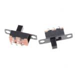HS0372B1000pcs SS12F15 Spdt Slide Switch 5MM