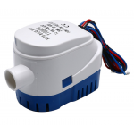 HS2390 Automatic Bilge Water Pump 12V/24V 600GPH/750GPH/1100GPH For Submersible Auto Pump