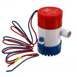 HS2391 Bilge Water Pump 12V/24V 350GPH/500GPH/750GPH/1100GPH For Submersible Auto Pump