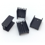 HS2420 100pcs TO-220 Heatsink TO-220 Heat Sink Transistor Radiator 20*15*10MM