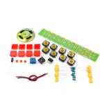HS2465 NE555 Component Electronic Piano Module DIY Kit