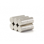 HS2470 Powerful Round Magnets  8x2mm 50pc