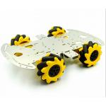 HS2523 60mm Mecanum Wheel Robot Car Chassis Kit