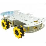 HS2524 2 layer 60mm Mecanum Wheel Robot Car Chassis Kit