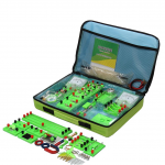 HS2535 School Physics Labs Basic Electricity Discovery Circuit and Magnetism Experiment kit #1