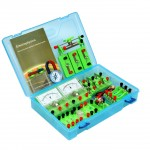 HS2536 School Physics Labs Basic Electricity Discovery Circuit and Magnetism Experiment kits  #2