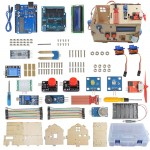 HS2587 Smart Home Educational Learning Starter Kit Based on UNO R3 Board for Arduino DIY