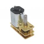 HS2660 JGA1024-N20 Reverse Gear Motor DC 3V Micro Worm Stainless Steel Motors