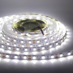 HR0281-11A Cool White 5M 500CM Waterproof 5050 SMD Flexible LED Strip Lights 300 leds 12V