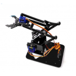 HS2735 Acrylic Toys Robot Mechanical Arm bracket