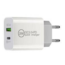 HS2833 PD 20W quick charger adapter