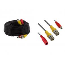 HS2862 10M CCTV CABLE AHD4.0 BNC+DC
