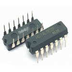 HS2907 74LS02 integrated circuit DIP-14 25pc