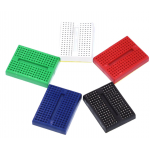 HR0245A 170 point breadboard without slot