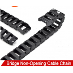 HS0178 Non-Opening Cable Drag Chain 7*7  10*10 10*20 18*37