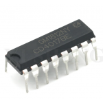 HS3026 CD4017BE DIP16 25pcs