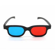 HS3069 Red Blue 3D VR Plastic Glasses