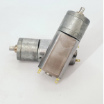 HS3081 180 geared motor with all metal gears
