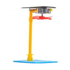 HS3092 STEM Education Kits #47 Solar Energy ceiling fan