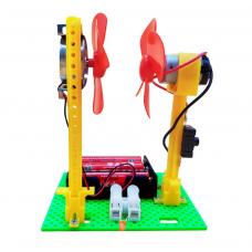 HS3093 STEM Education Kits #48 Wind Turbines