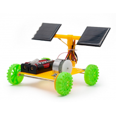 HS3094 STEM Education Kits #49 Solar Moon Rover