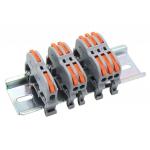 HS3141 PCT-211/222/233 Rail Type Push Wago Wire Cable Connectors