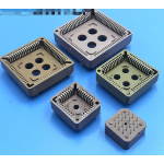 HS3150 PLCC SOCKET for IC DIL 20P/28P/32P/44P/52P/68P/84P