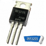HS3170 50pcs/Tube IRF3205PBF TO-220 MOSFET