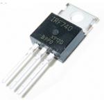 HS3172 50pcs/Tube IRF740  Transistor