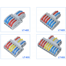 HS3259 LT-422/623/633/933 Electrical Wire Connector 10PCS