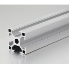 HS3260 White 3030 T-Slot Aluminum Profiles Extrusion Frame For CNC 25cm/30cm/40cm/50cm/100cm