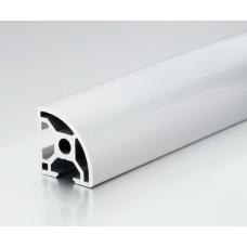 HS3262 White 3030R T-Slot Aluminum Profiles Extrusion Frame For CNC 25cm/30cm/40cm/50cm/100cm