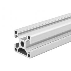 HS3264AWhite 3030N1 T-Slot Aluminum Profiles Extrusion Frame For CNC 25cm/30cm/40cm/50cm/100cm