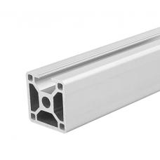 HS3265 White 3030N3 T-Slot Aluminum Profiles Extrusion Frame For CNC 25cm/30cm/40cm/50cm/100cm