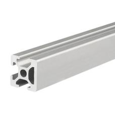 HS3266 White 2020N1 T-Slot Aluminum Profiles Extrusion Frame For CNC 25cm/30cm/40cm/50cm/100cm