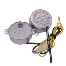 HS3269 110V/220V Mini incubator motor Incubator Accessories Synchronous Motor 50ktyz-21 4w 2.5r / Min For Hatching Machine