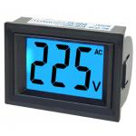 HS3288 D50-20 AC 80-500V voltmeter digital display