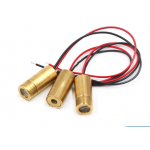 HS3325 Laser head 650nm 9mm 3V 50mW Cross/Line/Dot