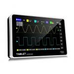 HS3332 FNIRSI-1013D Digital tablet oscilloscope dual channel 100M bandwidth 1GS sampling rate mini tablet digital oscilloscope