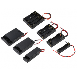 HS3337 AAA battery holder in All size
