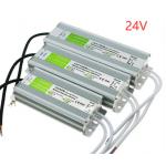 HS3465 Waterproof IP67  AC100-240V to DC 24V  Power Supply Transformer 10W-250W