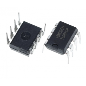 HS3493 TL081CP DIP8 50pcs